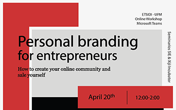 Personal branding for entrepreneurs